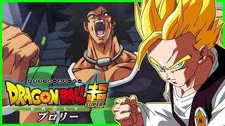 Gohan Reacts To Dragon Ball Super: Broly Movie Trailer