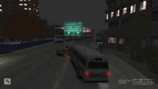GTA IV MOD Speed Bus