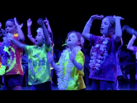 The Song Room presents 'Jungle Jam' at the Melbourne Town Hall
