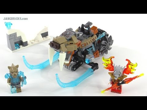 lego chima strainor 39 s saber cycle review set 70220 youtube. Black Bedroom Furniture Sets. Home Design Ideas