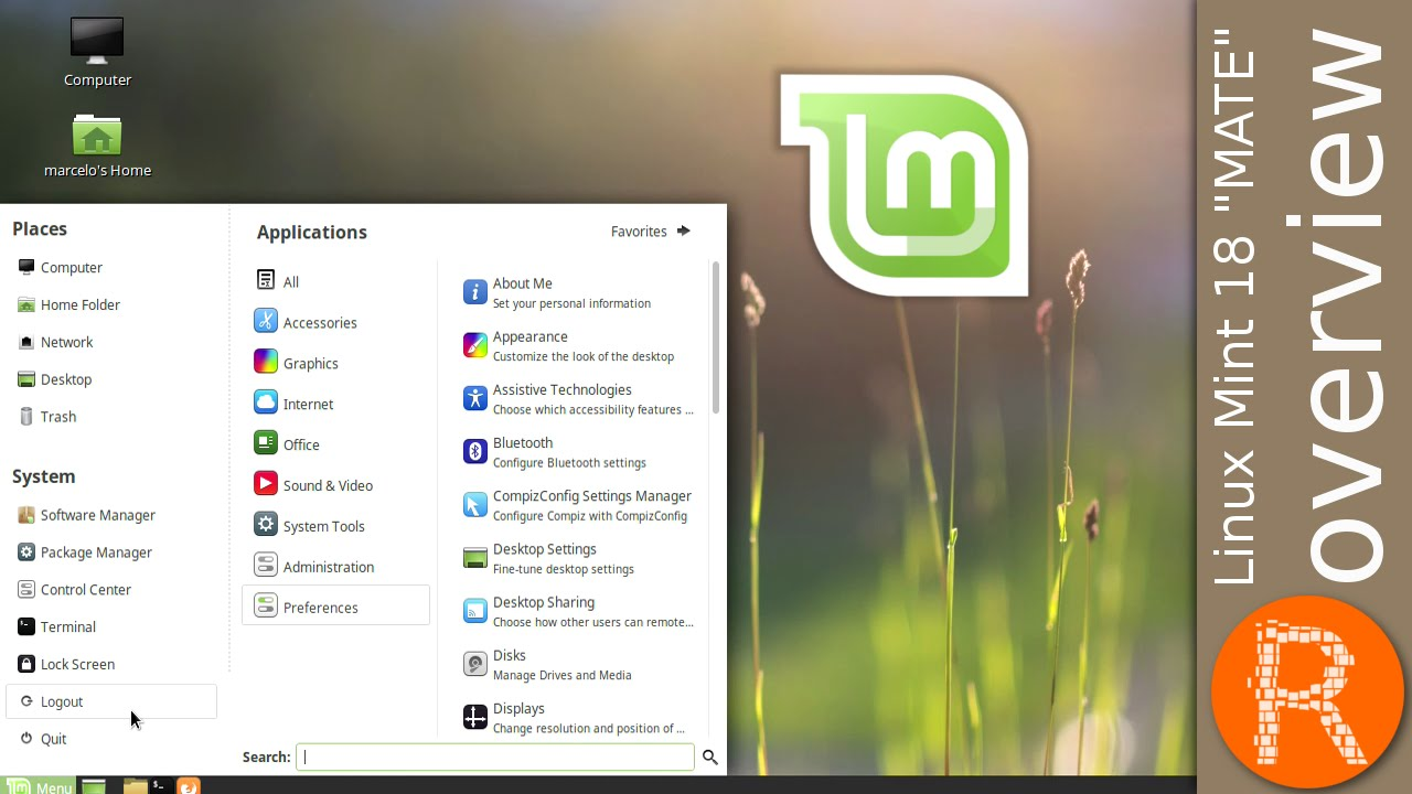 Linux Mint 18 MATE overview  Stable robust