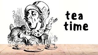 Tea Party...It's Vintage Tea Time