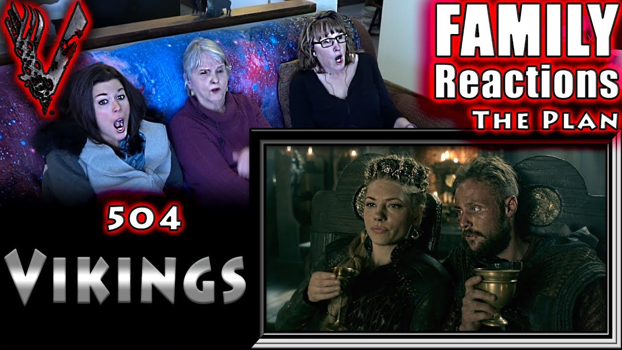 Download VIKINGS 504   The Plan   FAMILY Reactions   Fair Use
