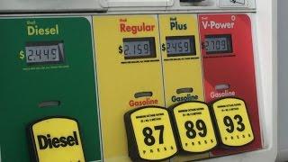 USA КИНО 1045. Сравниваем цены на бензин в США и России. $2.25 или $0.50?