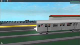 MTA NYC Metropolitana - Treno Roblox 1