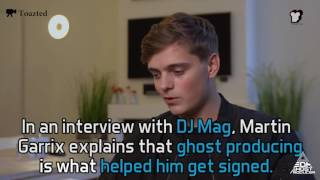 How Ghost Production Helped Martin Garrix Achieve Success