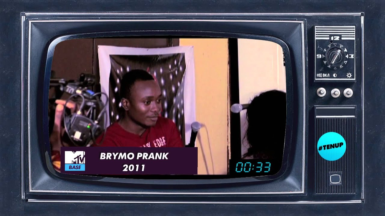Download BRYMO PRANKED BY MTV BASE