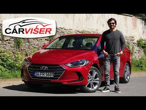 Hyundai Elantra 2016 Test Sr Review English subtitled