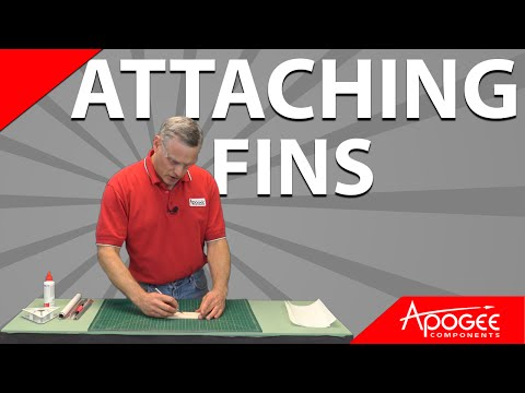Attaching Fins