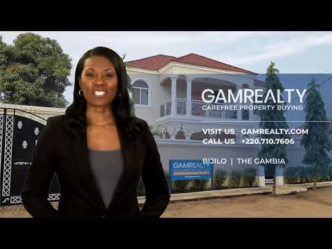 Buy a house or plot of land in The Gambia. Your place under the sun.