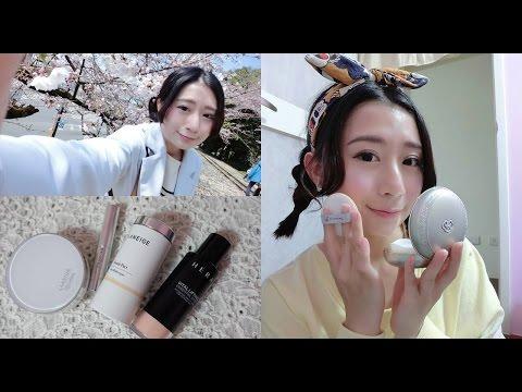 娃娃Yumi-韓式光澤底妝教學