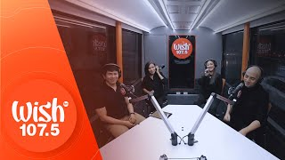 "The CompanY performs ""'Sang Tawag Mo Lang"" LIVE on Wish 107.5 Bus"