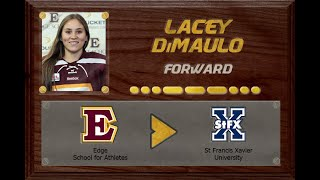 Lacey Dimaulo - CSSHL to USports | Stand Out Sports Client Hall of Fame