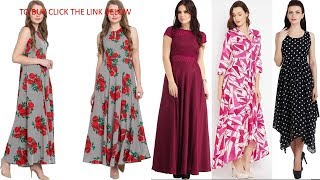 ed49d0033aa Simple cotton maxi dress ideas for vacation cotton dresses designs daily  wear dress ...