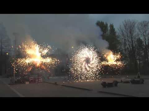 Pyroforum 2017 - Feuerwerkerei Apel - Vuurwerk - Fireworks