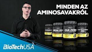 Aminosavak - A Specialista - BioTechUSA