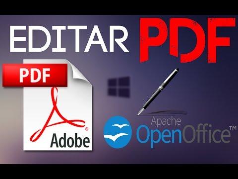 C mo editar un archivo PDF en Word