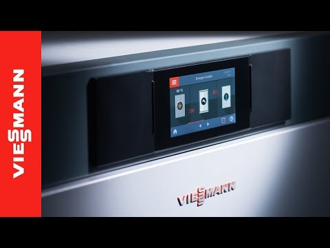 Touch Screen Interface With Vitotronic GW6B, MW2C Controls