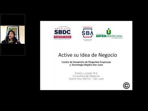 Active su Idea de Negocio ante el COVID-19