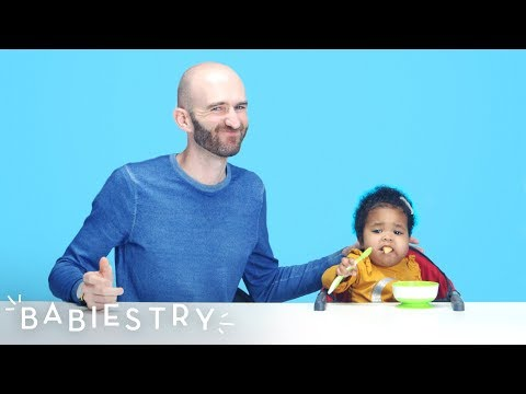 Babies Try Baby Food From Around the World | Kids Try | HiHo Kids