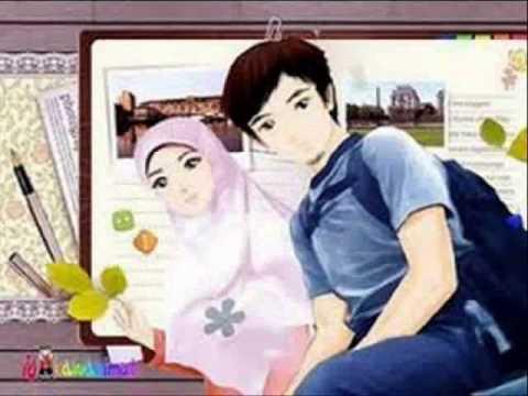 5800 Koleksi Gambar Kartun Muslimah Ukhti Dan Akhi HD Terbaru