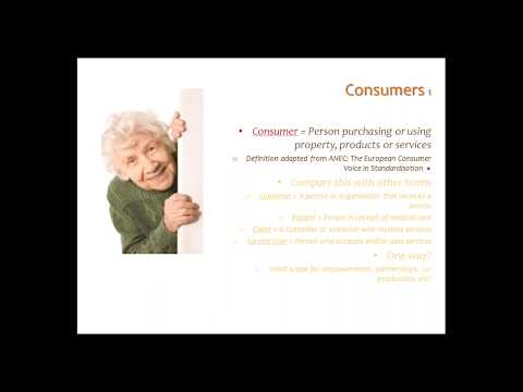 Changing Perspectives  Why Consumers are the Key to 'Smart' AT