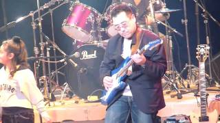 苫小牧市文化会館にて「苫小牧軽音楽ジョイントフェスティバル」 GAPS 2010 メンバ...