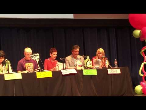 'The Fairly OddParents' Table Read at Agoura High's PAEC