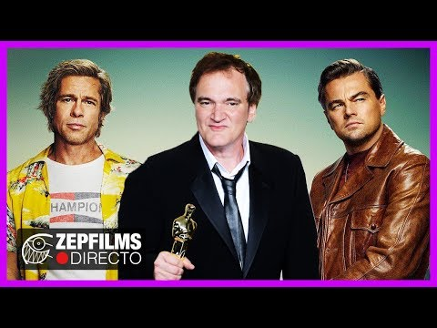 El poster de Once Upon A Time In Hollywood | ZEPfilms Directo 2019 - #3