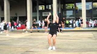 Ropeskipping gym harop