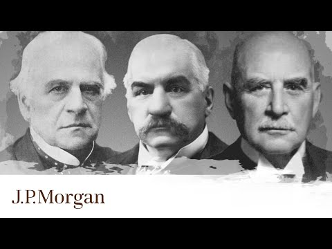 Three Generations of J.P. Morgan Leadership | A Brief History | J.P. Morgan