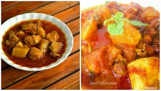 Tasty And Yummy Very Tasty Aloo Chicken Recipe