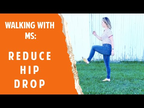 Walking with MS: Reduce Hip Drop