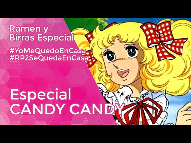 ESPECIAL CANDY CANDY