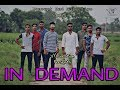 In Demand | Cover Video | VY_CREATION | Navaan Sandhu | Manni Sandhu