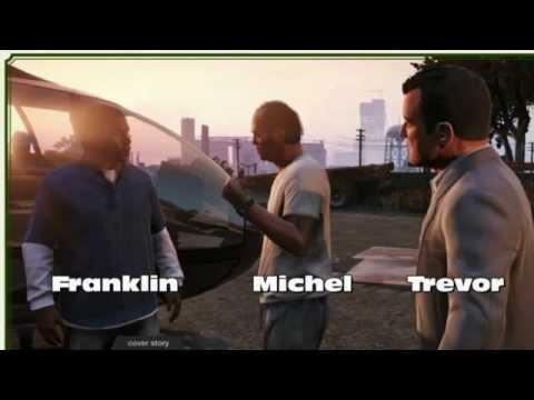 GTA 5 : Grande Analyse des 30 Images !