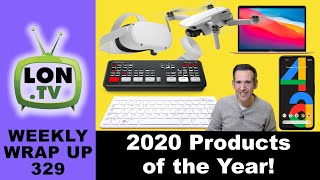My 2020 Tech Products of the Year!