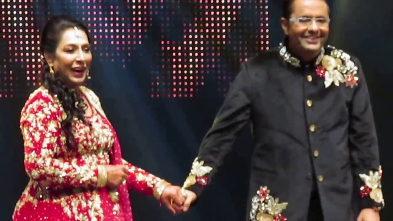 Rizwan & Sameera Sajan dance to the tune at Sana & Adel wedding ceremony