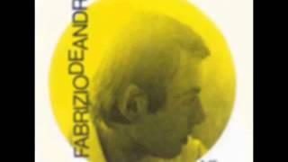 Fabrizio De André - Recitativo (Due Invocazioni e un Atto di Accusa)
