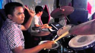Đánh trống hoài ân (drum Tùng)