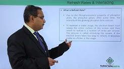 Refresh Rates and Interlacing