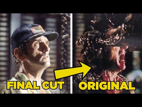 10 Alternate Horror Movie Deaths You Didn't Get To See