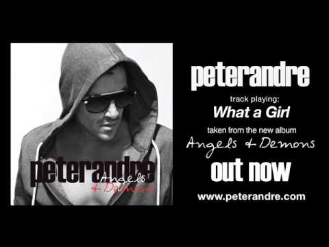 Peter Andre - What a Girl (from Angels & Demons)