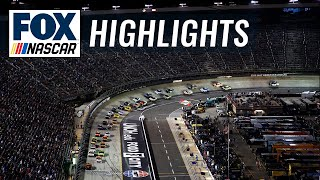 NASCAR Cup Series at Bristol | NASCAR ON FOX HIGHLIGHTS