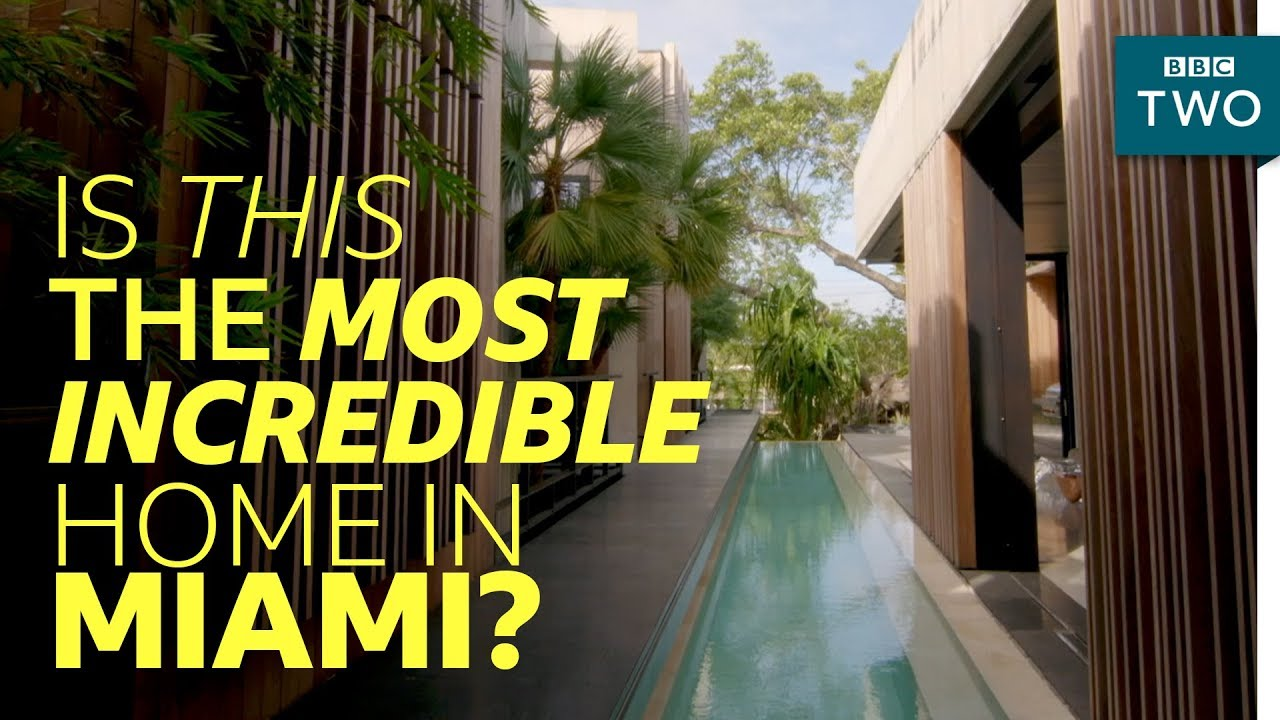 Inside the $30 million Miami home - World's Most Extraordinary Homes