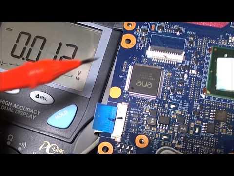 Читаем схемы часть 4 .Ремонт платы.  Ремонт ноутбука  Samsung Np350v5c  LA-8861P