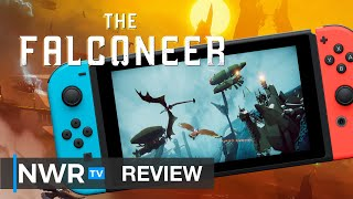 The Falconeer: Warrior Edition (Switch) Review - An Open World Air Combat Adventure (Video Game Video Review)