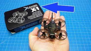 FPVModel has put together a nice whoop. More authority with 7mm mot...