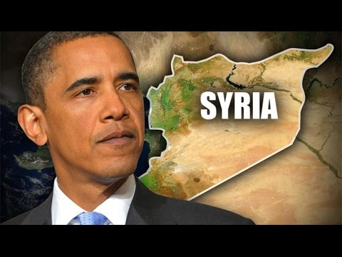 Obama Just Declared War on Syria