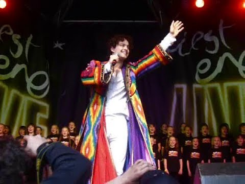 Lee Mead - West End Live 2008 - Any Dream Will Do
